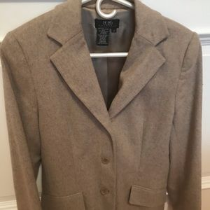 BCBG blazer- wool